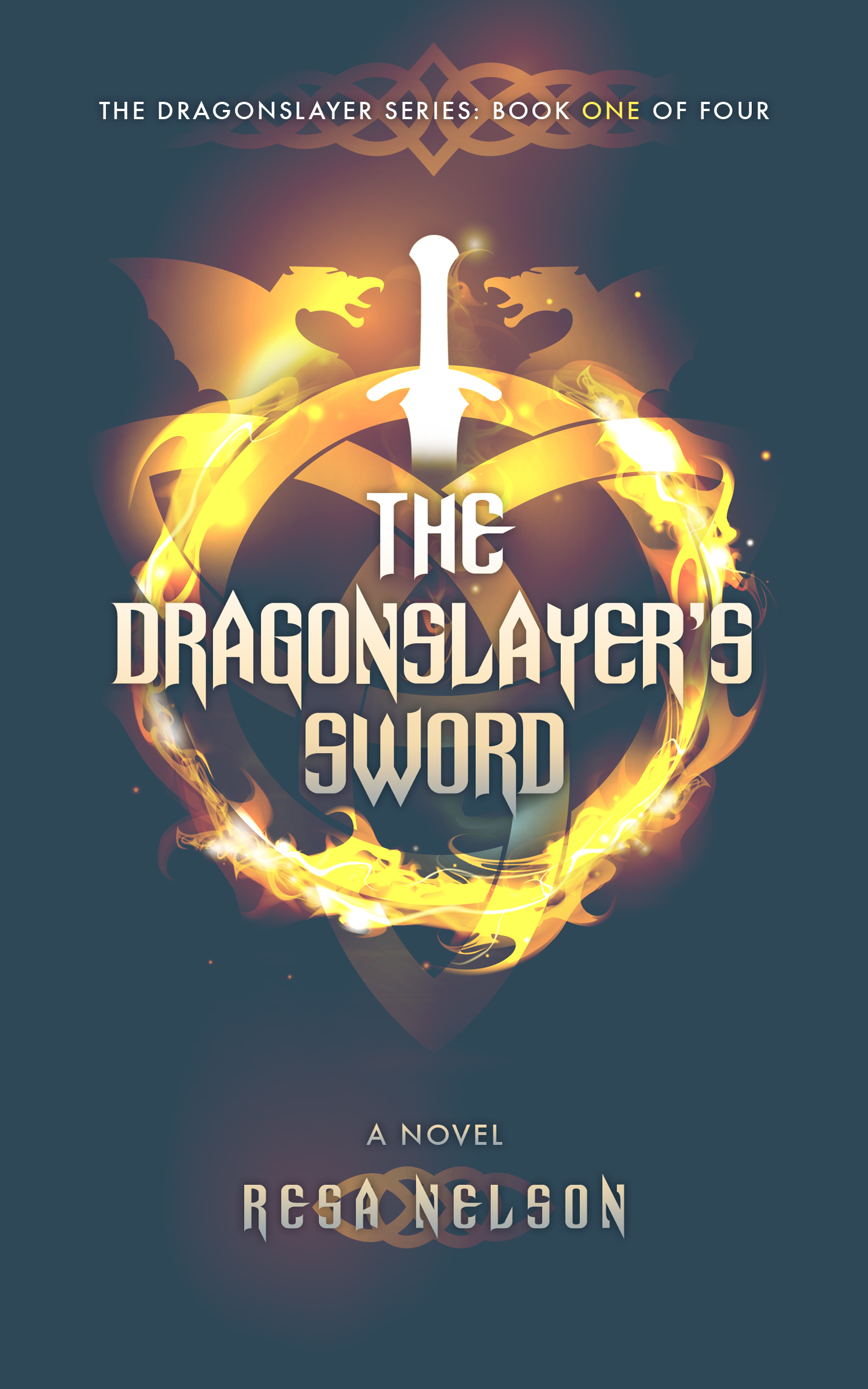 TheDragonslayersSword book cover