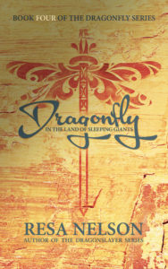 Dragonfly in the Land of Sleeping Giants book cover