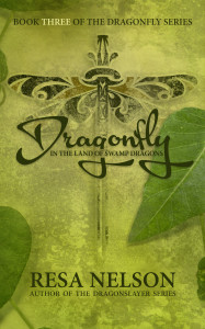 Dragonfly in the Land of Swamp Dragons book cover