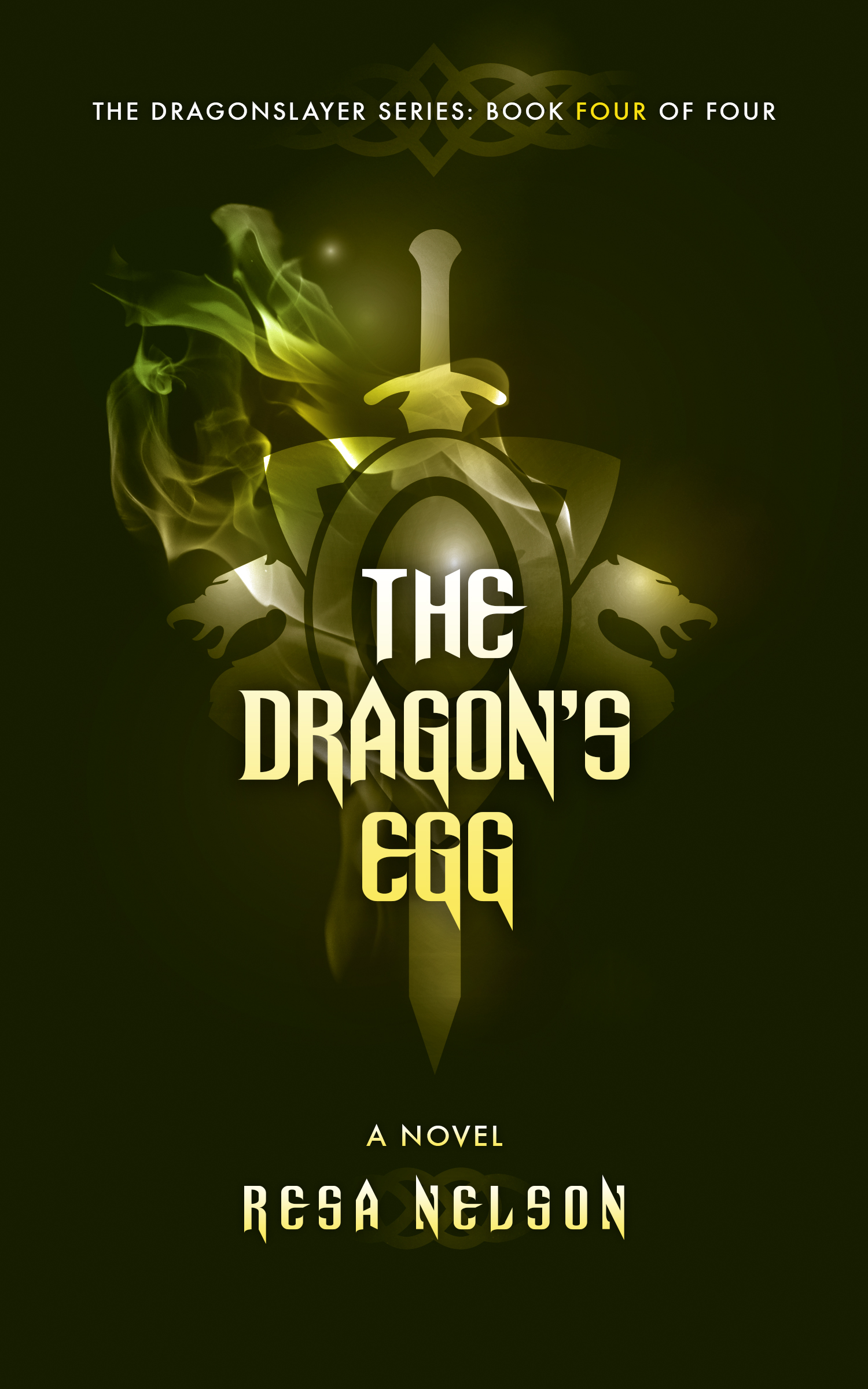 TheDragonsEgg book cover