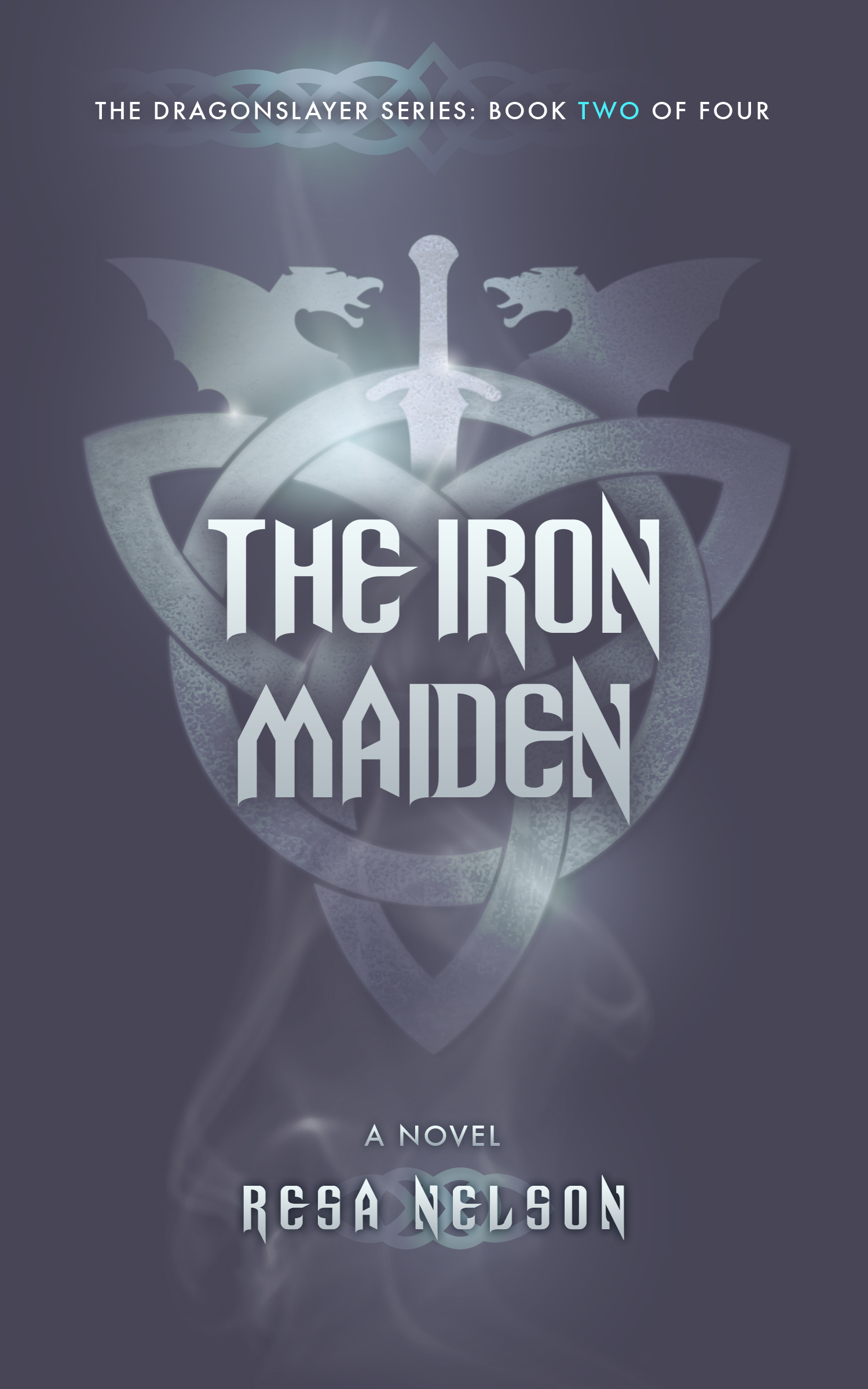 TheIronMaiden book cover